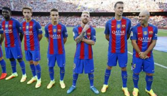Barcelona Name Squad for Chelsea Clash Today